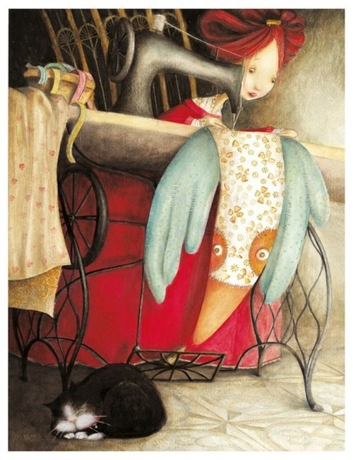Love This Sewing Image
